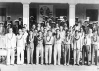 Draftee Board 3, Honokaa, HI, December 31, 1940 [Hawaii State Archive]