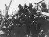 Scene on ship going home, 1946 [Courtesy of Bernard Akamine]