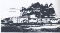 Clubhouse architectural rendering