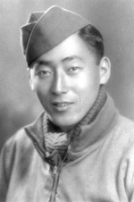 Kenneth Kaneko [Courtesy of 100th Infantry Battalion archivei]