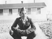 T. Ogata (Killed in action) 11/7/43). [Courtesy of Bert Hamakado]