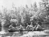 Boat riding - Silver Lake. [Courtesy of Bert Hamakado]