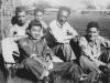 Kane, Kaopua, Kaluna (top three)  Me Happy (below)  Schofield 1940.   [Courtesy of Mike Harada]