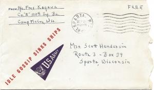 Fred-Kagawa-Yasuo-09-27-1942-Envelope