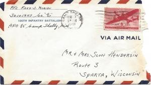 Fred-Kurisu-03-19-1943-Envelope