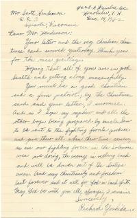 Harry-Toshiyuki-Horiuchis-uncle-Richard-Yoshida-12-17-1942-Letter