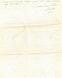 Hideo-Kon-01-14-1943-Letter-2