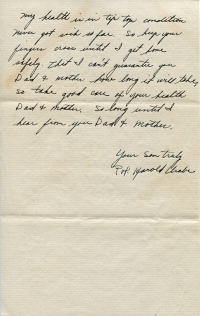 July 27, 1943 Letter Page 3
