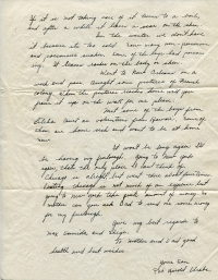 July 4, 1943 Letter Page 2