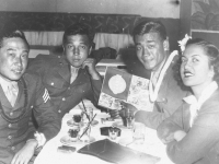Bifa Moriguchi, Etsuro Sekiya, Tom Ibaraki.