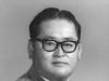 Official photo of Shigeru Inouye, President of Club 100 in 1960. [Courtesy of Clinton K. Inouye]