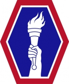 Shoulder Insignia for the 442nd Regimental Combat Team