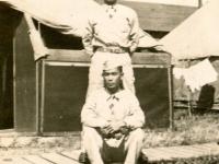 6-26-1942 at Camp McCoy [Courtesy of James Nogawa]