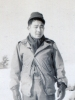 Pvt. T. Sasaki  [Courtesy of James Nogawa}