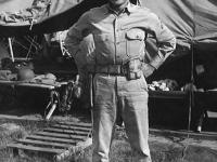 Tad Kanda in Uniform [Courtesy of Brion Kanda]