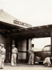 (July 03, 1942) Camp McCoy train station.  [Courtesy of Joanne Kai]