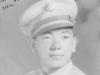 To Eddie & Loretta - Always, Bob. Edward Kishinami's youngest brother - July, 1943.  [Courtesy of Elaine Kishinami Tadaki]