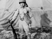 James Kubokawa, 7/1/1942. [Courtesy of John Oki]