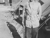 Pvt. R. Nakata [Courtesy of John Oki]