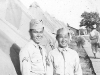 Taken in Camp McCoy July, 1945. Taken in Camp July 6, 1942. Joe Takata and Masayoshi Miyagi. [Courtesy of Leslie Taniyama]