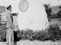 Picture of myself taken Oct. 4, 1942 in St. Paul, Minn.  [Courtesy of Jan Nadamoto]