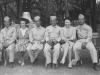 Taken at Tomah July 5, 1942.  Fred, Mrs. Gantanbien, myself, Jimmy, Mrs. Maxwell & Richard.  [Courtesy of Jan Nadamoto]