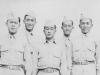 1942 Camp Shots - McCoy Tom & Yutaka  Hisashi & Kuni. Taken July 21, 1942.  [Courtesy of Jan Nadamoto]
