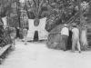 Taken August 9, 1942 Village ceremonial-taken atop Stand Rock.  [Courtesy of Jan Nadamoto]