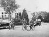 Como Park , St. Paul, Minn. Taking a bike ride in the park. Oct. 4, 1942.  [Courtesy of Jan Nadamoto]