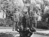 At Como Park Floral Gardens taken Oct. 3, 1942 -St. Paul.  [Courtesy of Jan Nadamoto]