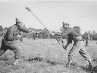 Left: Shiyama Right: Yamamoto Oct. 1942.  [Courtesy of Rocky Nakahara]