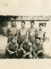 July 1944 - Rosignano, Italy  Group Photo to Etsu from Fundi [Courtesy of Evelyn Nakaya]