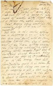 Saburo, 01/30/1944, page 1