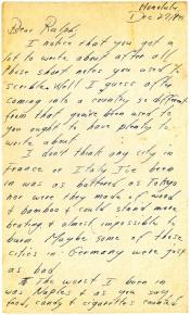 Saburo, 12/27/1941, page 1