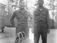 Tommy Nishioka and Andrew Nishino