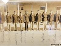 Officers at Camp McCoy September 1942 002 (Courtesy of Nisei Memorial Veterans Center)