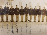 Officers at Camp McCoy September 1942 004 (Courtesy of Nisei Memorial Veterans Center)
