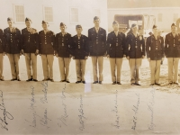 Officers at Camp McCoy September 1942 005 (Courtesy of Nisei Memorial Veterans Center)