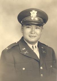 Captain Jack H. Mizuha [Courtesy of Nami Ann Mizuha Narimatsu]
