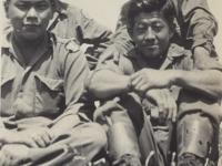 Top left to right: Akira Miyoda, Tadashi Inoshita, Bottom Left to right: Kinoshita, ?  [Courtesy of Robert Arakaki]