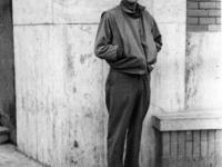 Masaichi Ajimura in Italy [Courtesy of Robert Arakaki]