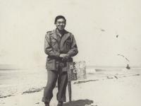 Torigoe at Pen Beach [Courtesy of Robert Arakaki]