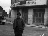 Robert Arakaki in Tirenia, Italy [Courtesy of Robert Arakaki]