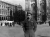 Tanaka visits Milan [Courtesy of Robert Arakaki]