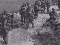 Baker Co. Men During Last Campaign [Courtesy of Fumie Hamamura]
