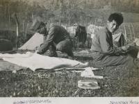 Nakatsui and Howard Yamamoto, Italy. (Courtesy of Joyce Walters)