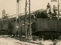 Anzio Express (Courtesy of Joyce Walters)