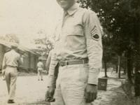 Sgt Tsuda (Courtesy of Joyce Walters)