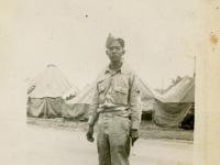 Tech Sgt. Morioka (Courtesy of Joyce Walters)