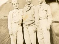 Kidani, Hiyane, Ishiki (Courtesy of Joyce Walters)
